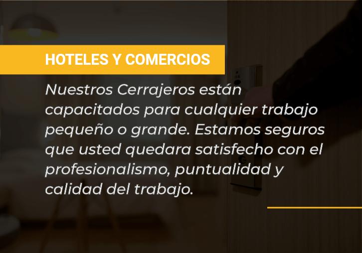 Hoteles y servicios - Servicios Cerrajero Managua