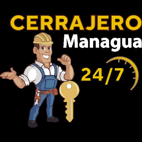 Cerrajero Managua Logo
